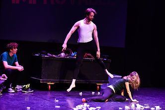 Mad Monkey Improv - 3 year anniversary show
