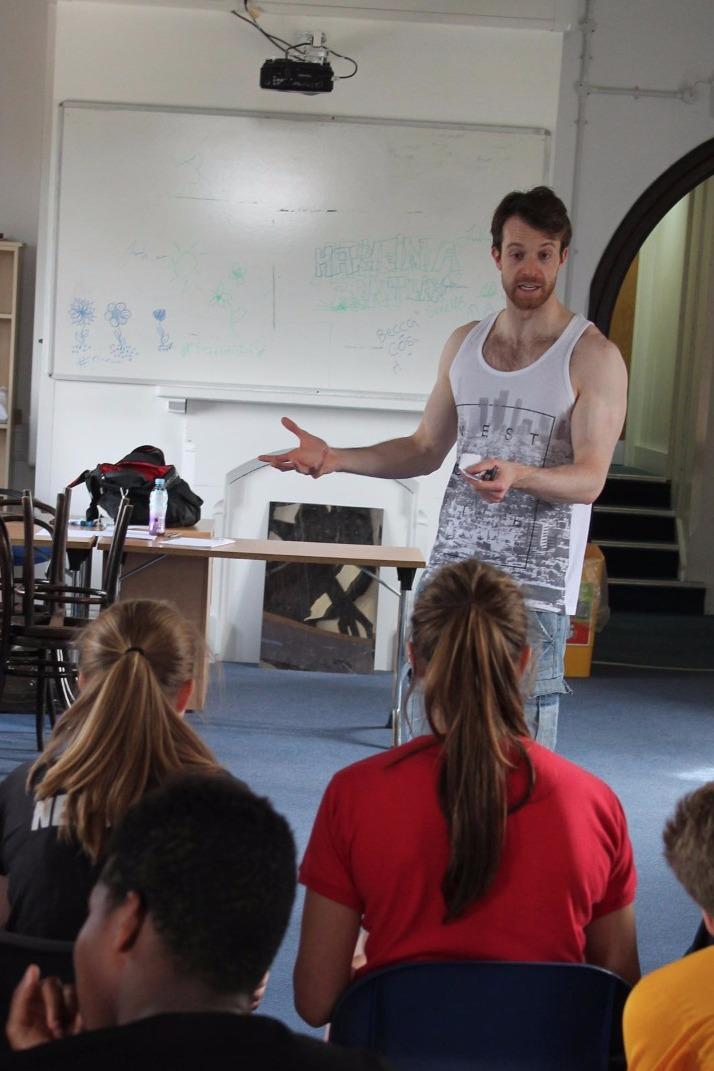 Bradfield College Workshop