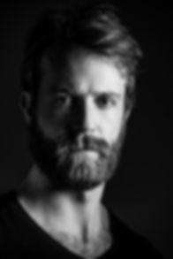 Alexander McWilliam acting headshot