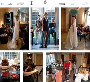 La elegancia de un showroom privado de Prêt-à-Couture