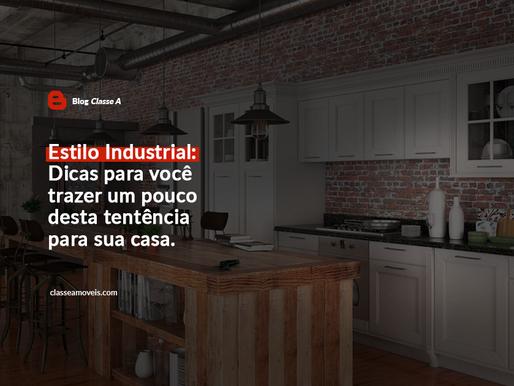Estilo Industrial: Dicas para você trazer um pouco desta tendência para sua casa.