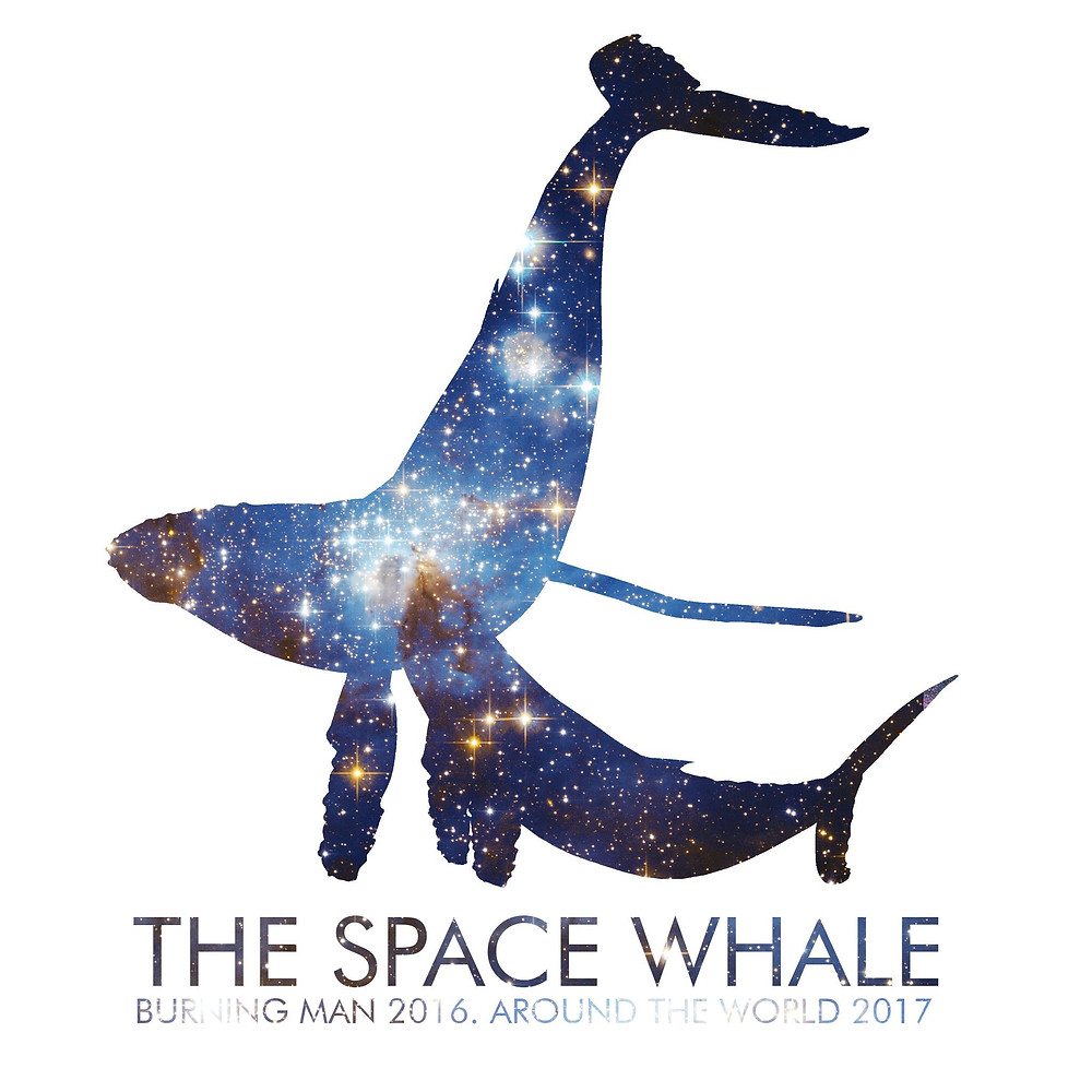 Our friends over at The Space Whale are building an incredible, huge piece of art and can use your help to get it to Burning Man!