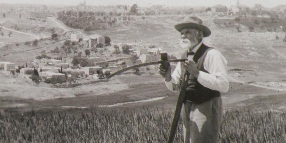 Ingmarsspelens fotoutställning - 50 år med kameran i Palestina