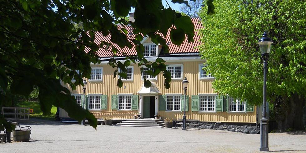 Sommar på Jakobsbergs gård i Bredäng