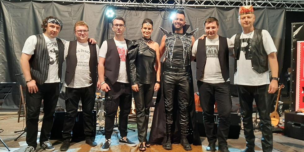 Rocher etno band – gratis livestream