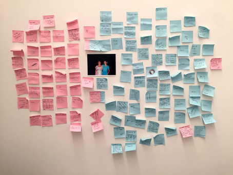 The Sticky Note Wall