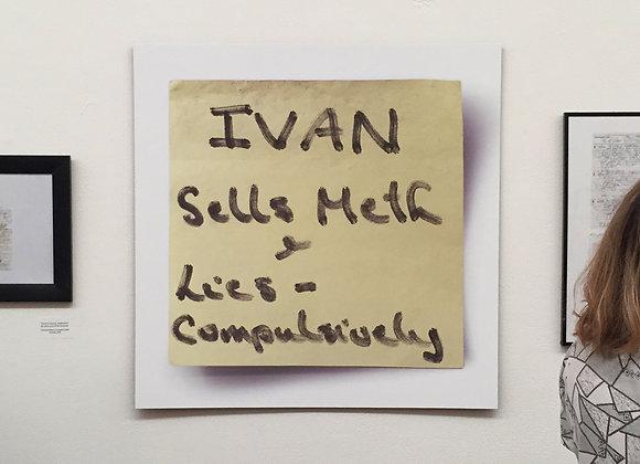 'IVAN' poster