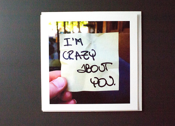 I'm Crazy About You II