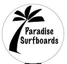 Paradise Surfboards Logo