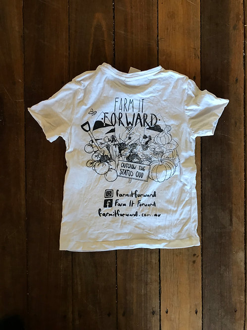 T-shirt kids size 4