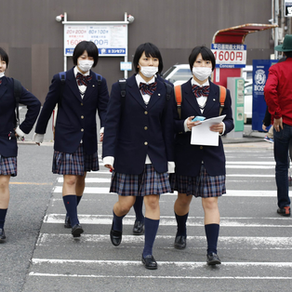 A Dive Into the Harmful Japanese Schoolgirl Stereotype