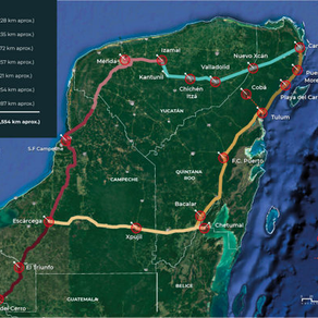 How the Mayan Train is Modern-Day Colonialism