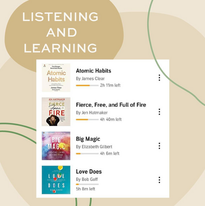 Listening and Learning