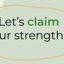 Claim Your Strengths