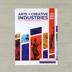 Arts Alliance Guide Book