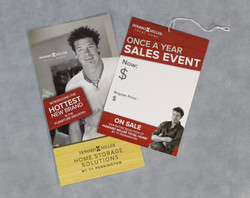 Mailer and Sales Tag