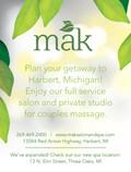 MAK Salon and Spa Ad