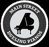 Main Street Dueling Piano Logo