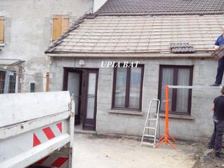 Démolition de maison + ramassage et debarasser de gravats (77990)