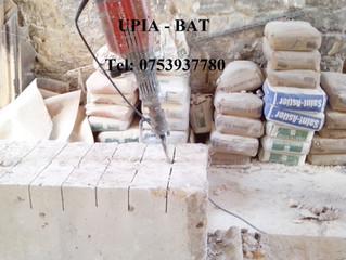 UPIA BAT - Démolition + debarasser gravats 93170