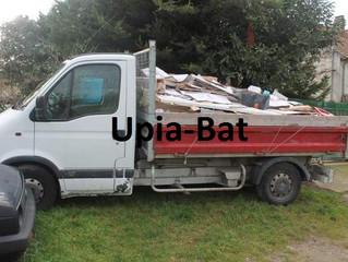 Le premier camion Upia-Bat
