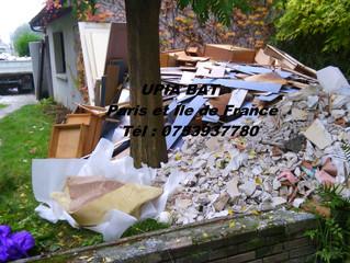 Upia Bat - Debarasser gravats et dechets 93200