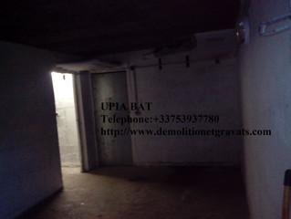 Débarras de cave a Sevran - Beaudottes (apres)