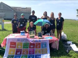 Sherwood Island Beach Clean-Up