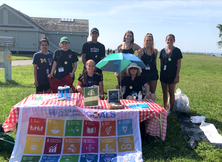 Sherwood Island Beach Clean-Up