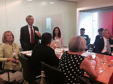 Annual Board Meeting - June, 2015