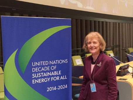 Inauguration of the U.N. Sustainable Energy For All
