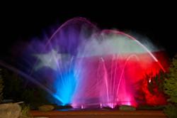 TEXAS Water Light Finale