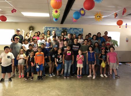 Experience TEXAS! Camp Alphie Outreach