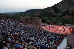 TEXAS Amphitheatre-Top of Far Right