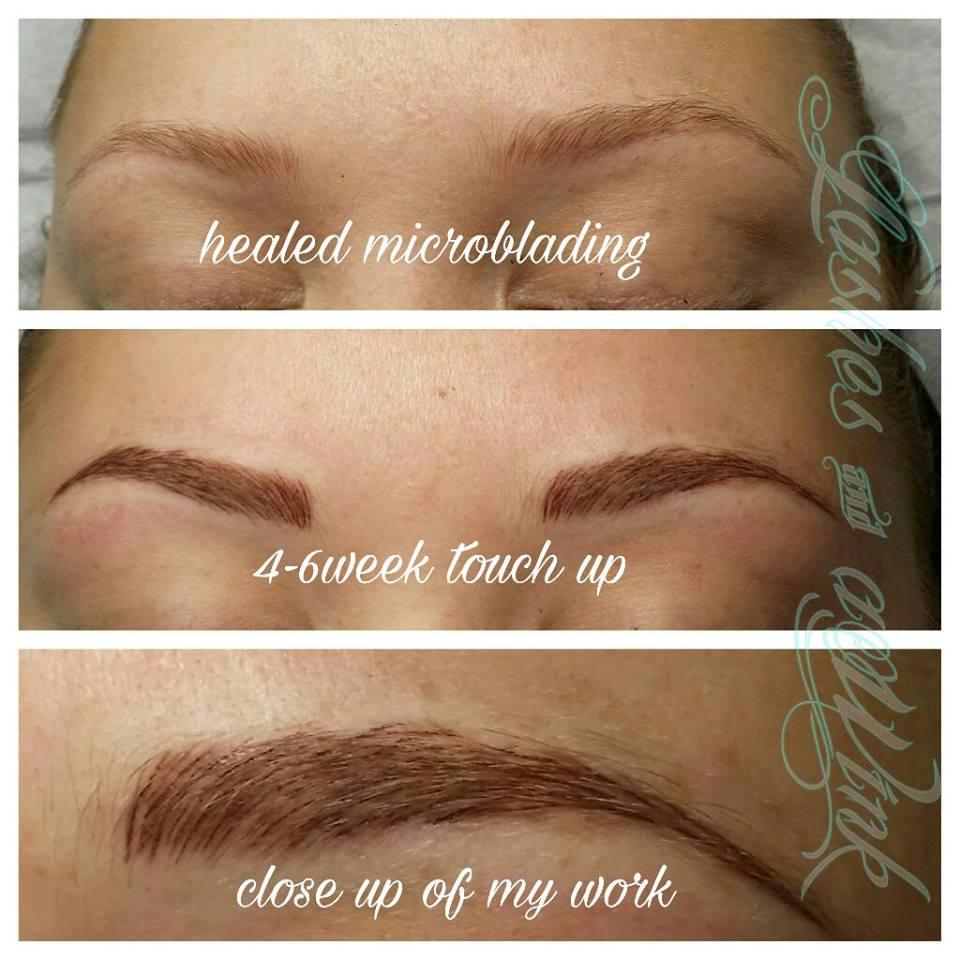 microblading eyebrows norfolk
