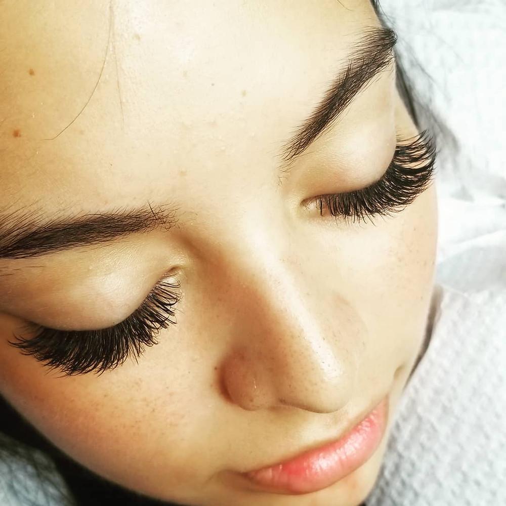 virginia beach eyelash extensions classes