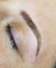 pmu va beach, phi brows va beach, brow bar va beach, microblading va beach, wedding brows