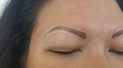microblading va beach, va beach makeup school, hilltop brows, makeup brows school, brows microbladin