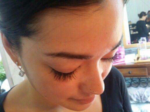 eyelash extensions va beach