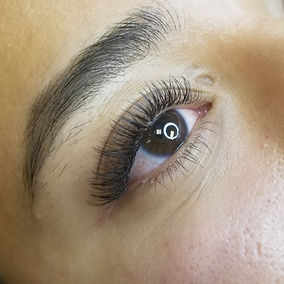 eyelash extensions va beach