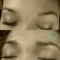 3d Feather brows Va beach