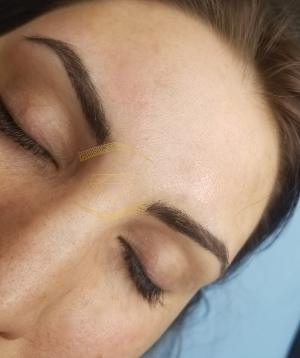 Wake up ready for the day without a brow care!