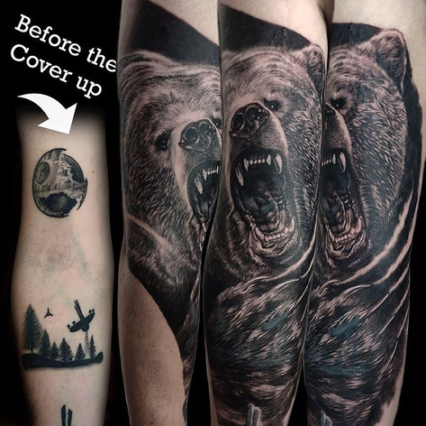 Details of Cover up