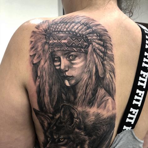 Wolf girl 2