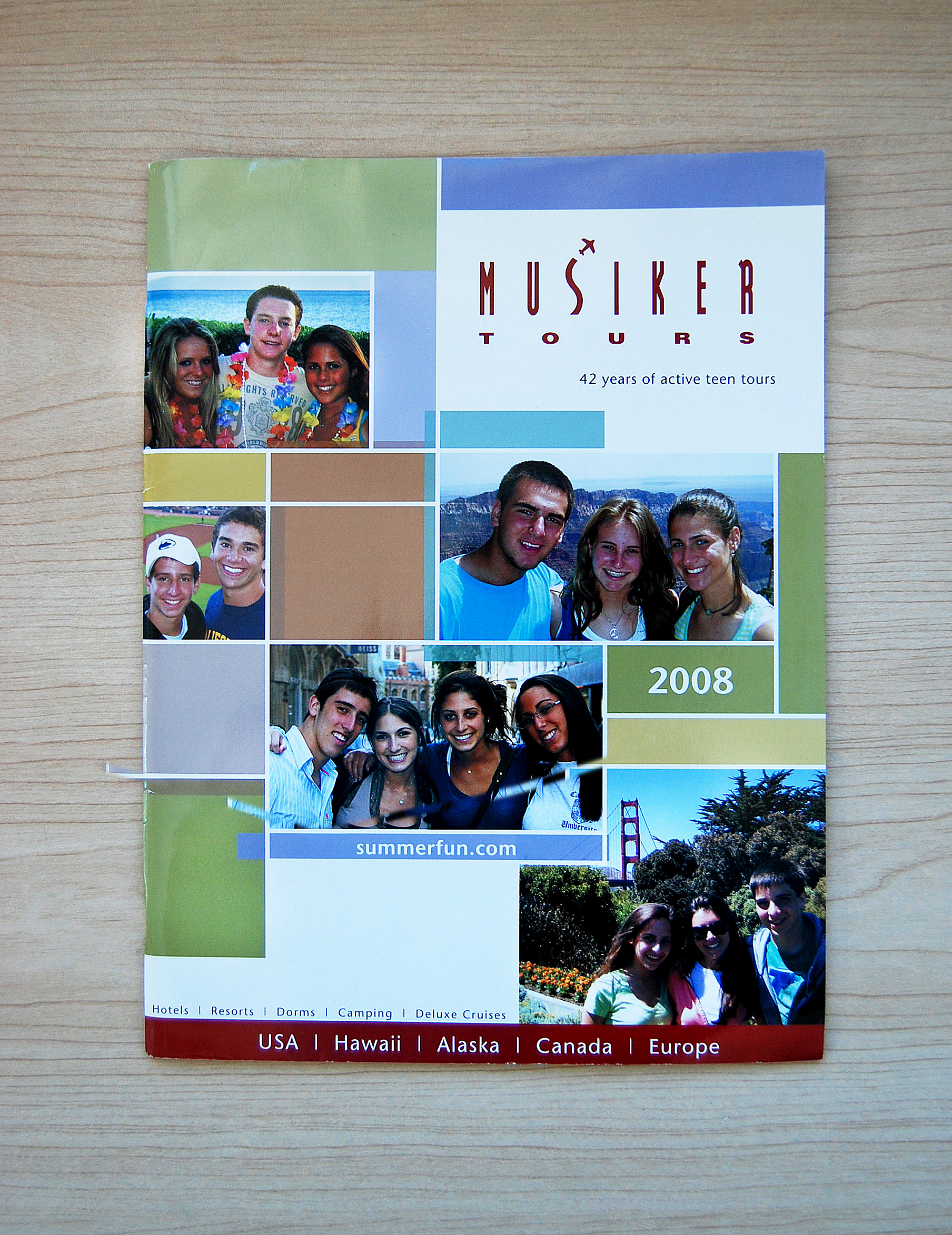 Musiker Tours Cover