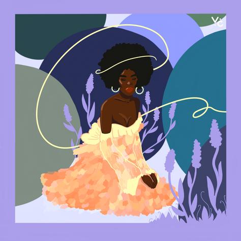 Flanelle Illustration