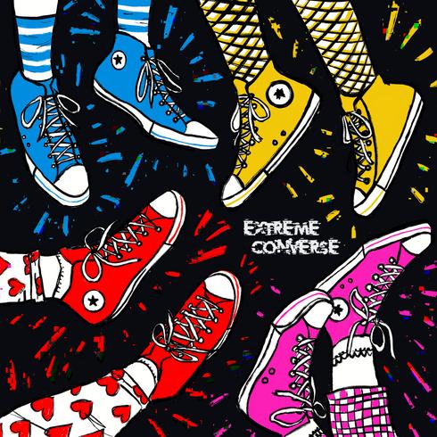 Converse Concept Art