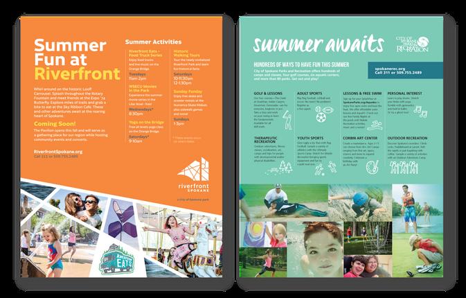 Summer Fun at Riverfront - 2019