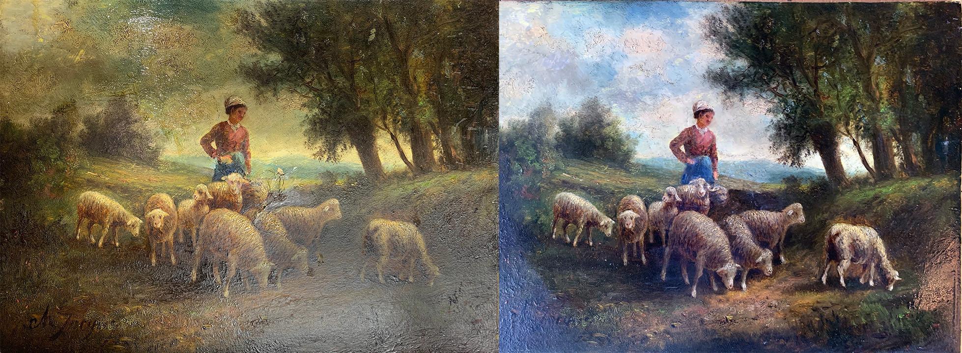 Lady and Sheep.jpg