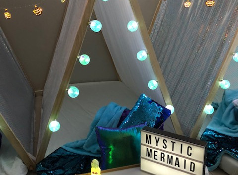'Mystic Mermaid""